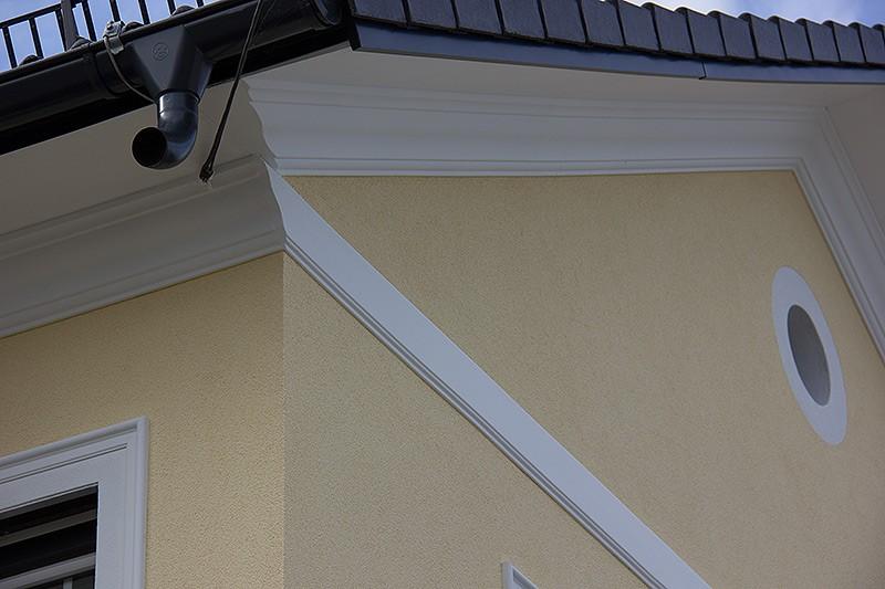 Ob modern oder klassisch - wir sind der richtige Partner für Vollwärmeschutz und Außenputz.