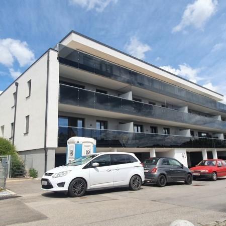 Projekt Mühlberg in 4522 Sierning - Vollwärmeschutzarbeiten - Gerüstverleih